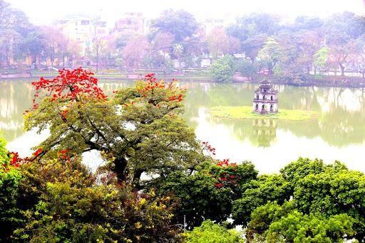 Hà Nội được Giải thưởng Du lịch World Travel Awards 2021 đề cử là Điểm đến thành phố hàng đầu châu Á. (Ảnh: Hồ Hạ)