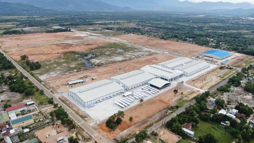 Khu công nghiệp và Khu phi Thuế quan Sài Gòn - Chân Mây.