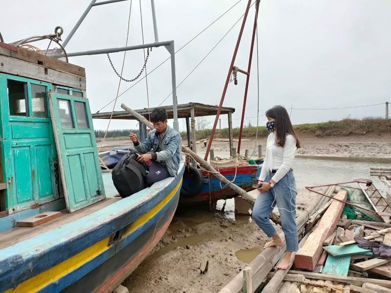 Người dân xót xa khi cảng cá không hoạt động, gây lãng phí
