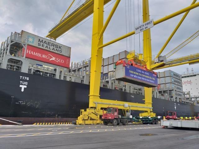 Cảng Tiên Sa giai đoạn 2 được Công ty cổ phần Cảng Đà Nẵng đưa vào khai thác từ quý III/2018.
