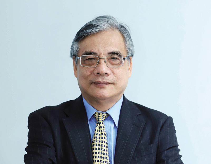 PGS-TS Trần Đình Thiên, nguyên Viện trưởng Viện Kinh tế Việt Nam