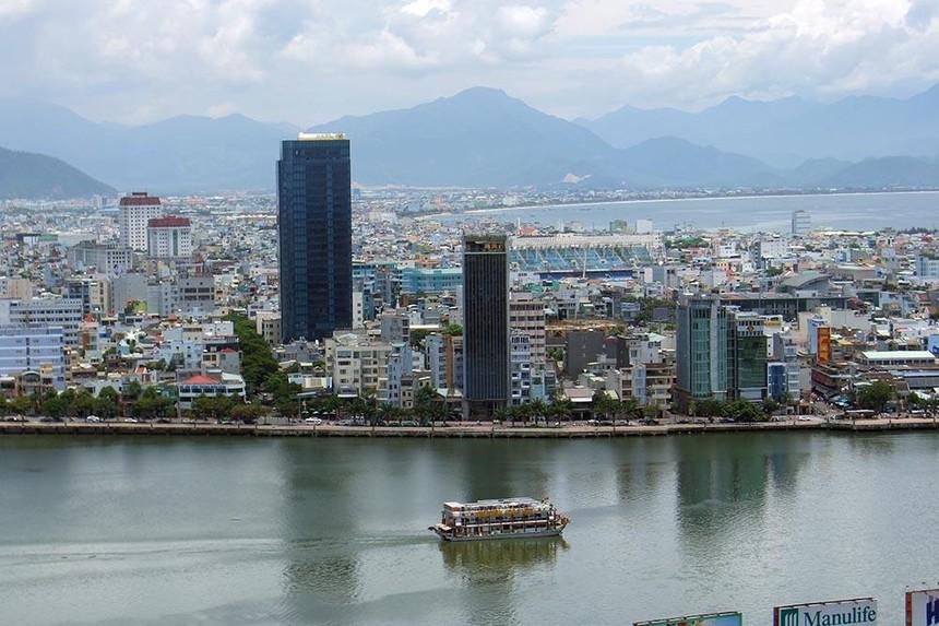 Một góc thành phố Đà Nẵng, Ảnh: Chí Cường