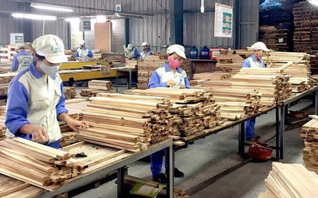 Xuất khẩu đồ gỗ tăng trưởng 41,5% trong quý 1/2021, đạt 3,7 tỷ USD.