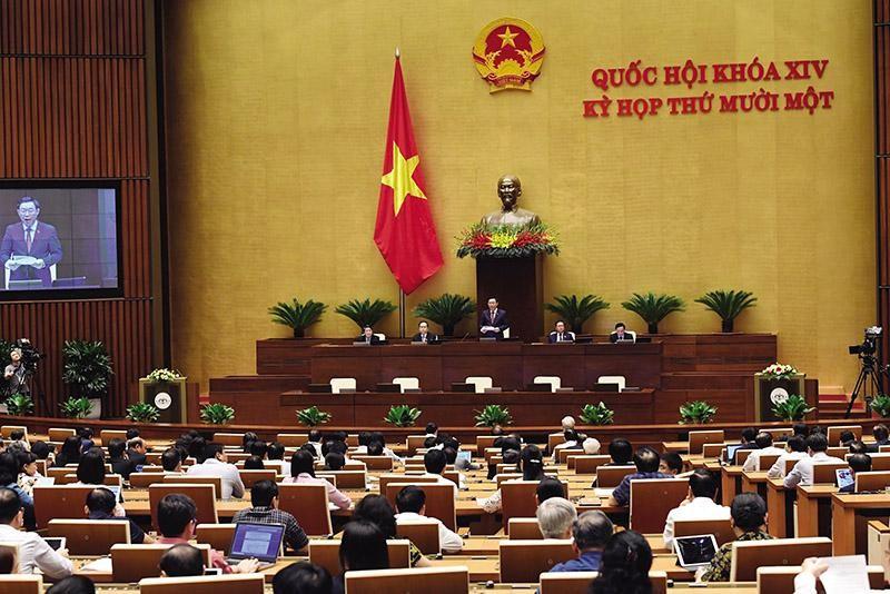 Quốc hội đã dành thời gian thảo luận kỹ về kết quả và hạn chế của nhiệm kỳ Quốc hội, Chính phủ và Chủ tịch nước