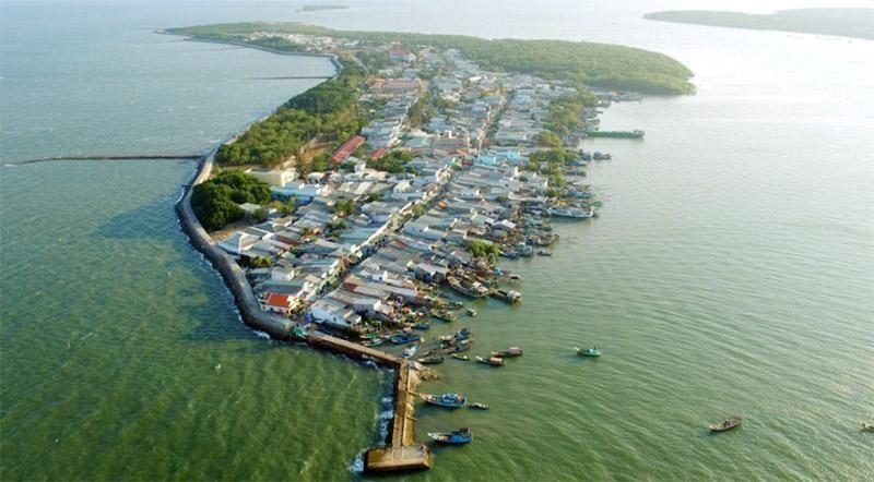 Thành phố Hồ Chí Minh có thêm một xã đảo