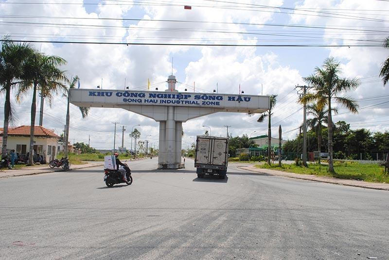 Khu công nghiệp Sông Hậu (huyện Châu Thành, tỉnh Hậu Giang)