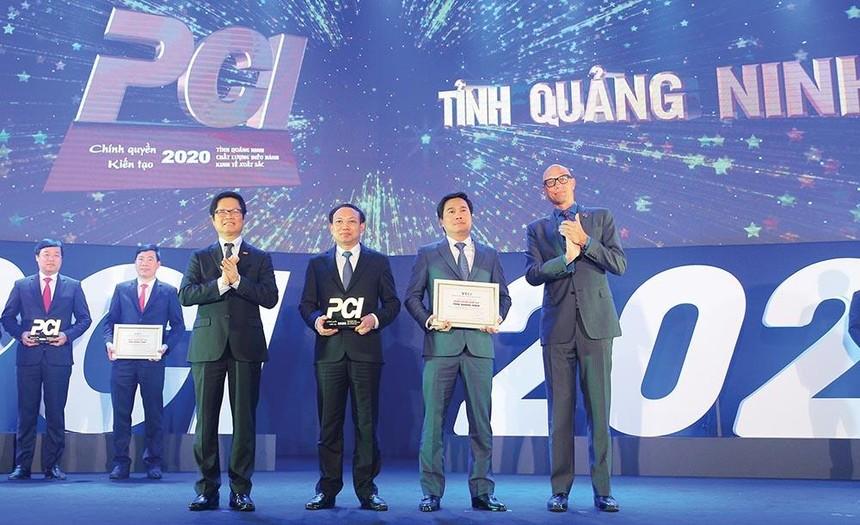 Quảng Ninh giữ vững vị trí quán quân trên Bảng xếp hạng PCI trong 4 năm liên tiếp Ảnh: Minh Hà