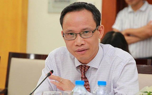 TS. Cấn Văn Lực, thành viên Hội đồng tư vấn chính sách tài chính - tiền tệ quốc gia, chuyên gia kinh tế trưởng BIDV.
