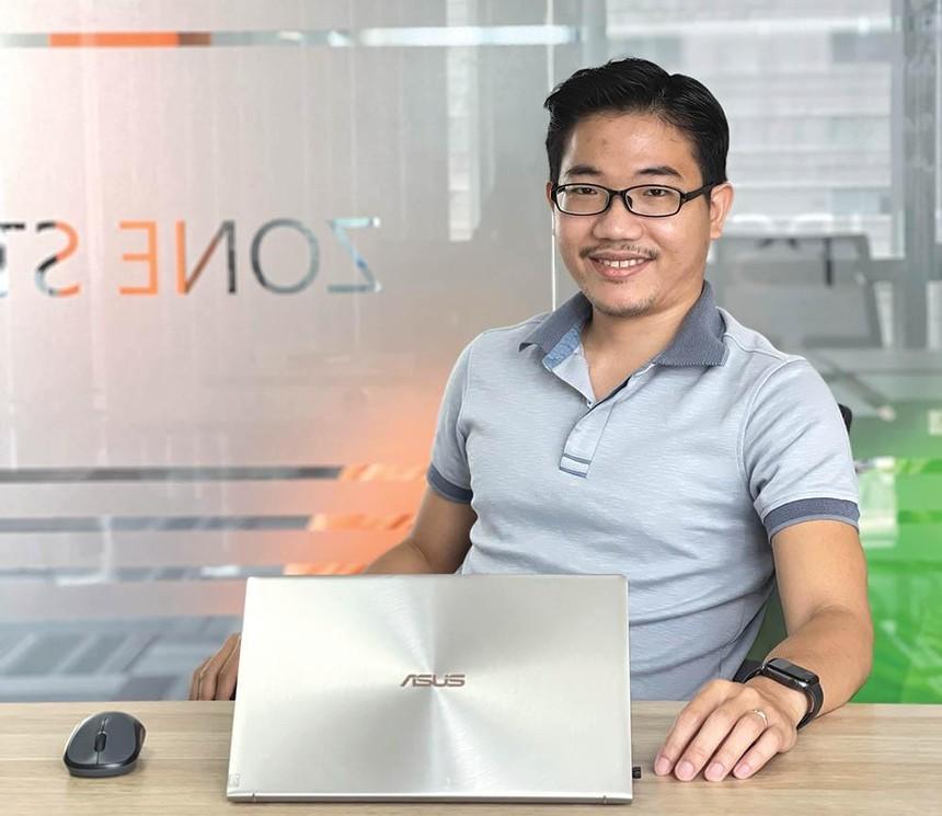Nguyễn Ảnh Cường, Đồng sáng lập Fundiin