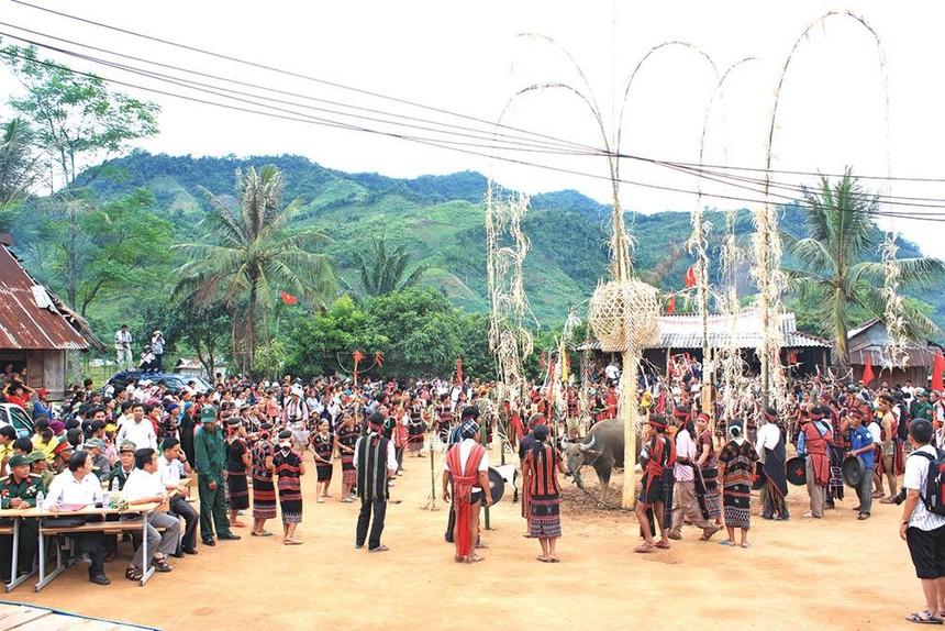 Du lịch cộng đồng là một sản phẩm du lịch mới mà nhiều địa phương đang nhắm đến. Ảnh: Hoàng Tân