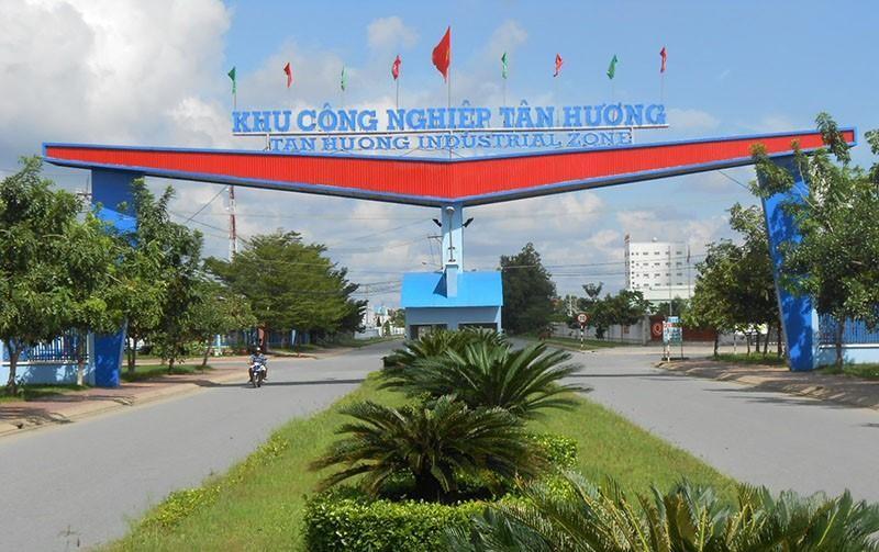 Khu công nghiệp Tân Hương, tỉnh Tiền Giang
