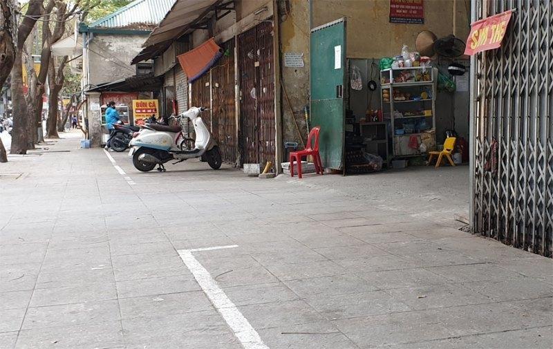 Phòng, chống dịch Covid-19 tại Hà Nội: Tạm dừng hoạt động các khu di tích, hàng ăn uống vỉa hè