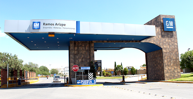 Khu phức hợp Ramos Azipe sẽ được đầu tư 1 tỷ USD để chuyển sang sản xuất xe điện. Ảnh:st