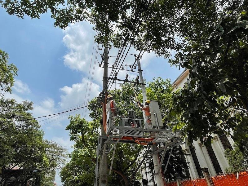 Tiêu thụ điện ở khu vực miền Bắc vẫn tăng mạnh