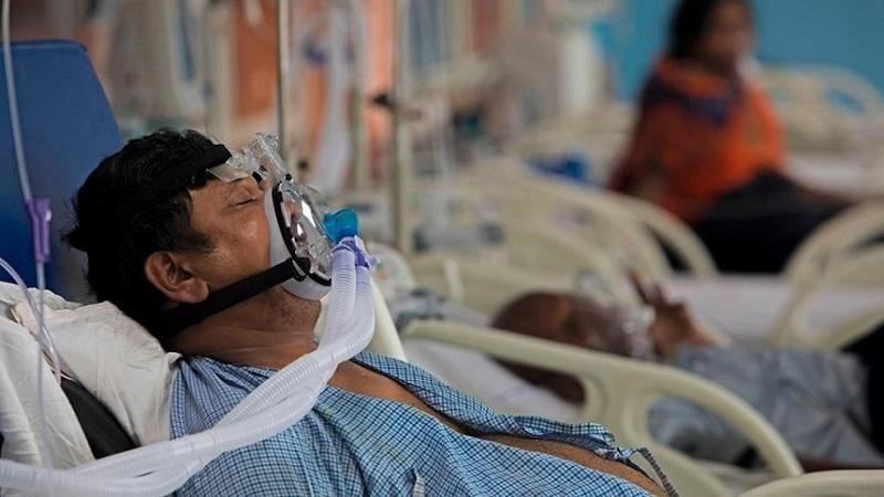 Ấn Độ đang vật lộn với làn sóng Covid-19 thứ 2 tàn khốc. Ảnh: AFP