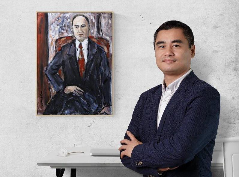 Doanh nhân Phạm Hà Chủ tịch HĐQT kiêm CEO Lux Group.