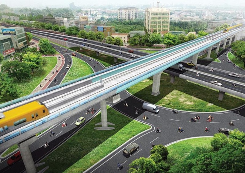 Thủ tướng cho phép thuê tư vấn thẩm tra Dự án metro số 5 Tp. Hà Nội