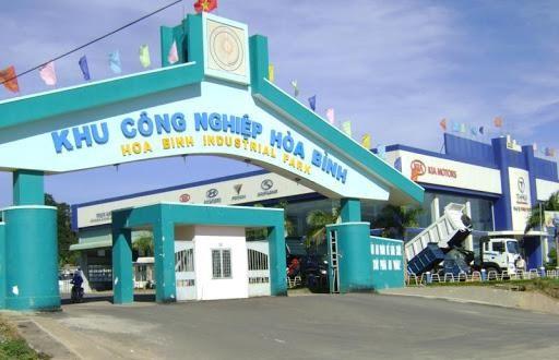 Dự án được thực hiện tại KCN Hòa Bình, TP Kon Tum.
