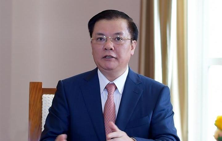 Bí thư Thành ủy Hà Nội Đinh Tiến Dũng yêu cầu, bằng mọi giá phải bảo đảm an toàn và tổ chức thành công kỳ thi tuyển sinh vào lớp 10 THPT công lập năm học 2021-2022.