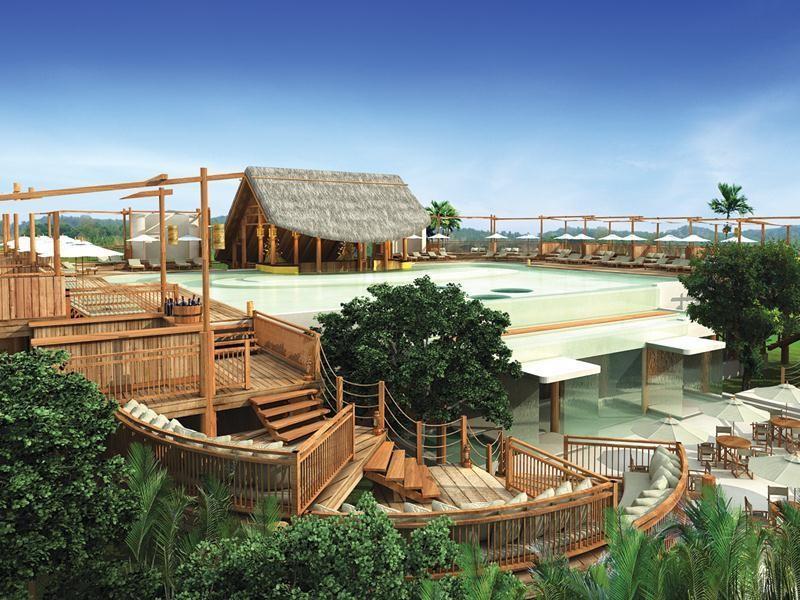 Dự án Six Senses Saigon River do Ninh Vân Bay triển khai.