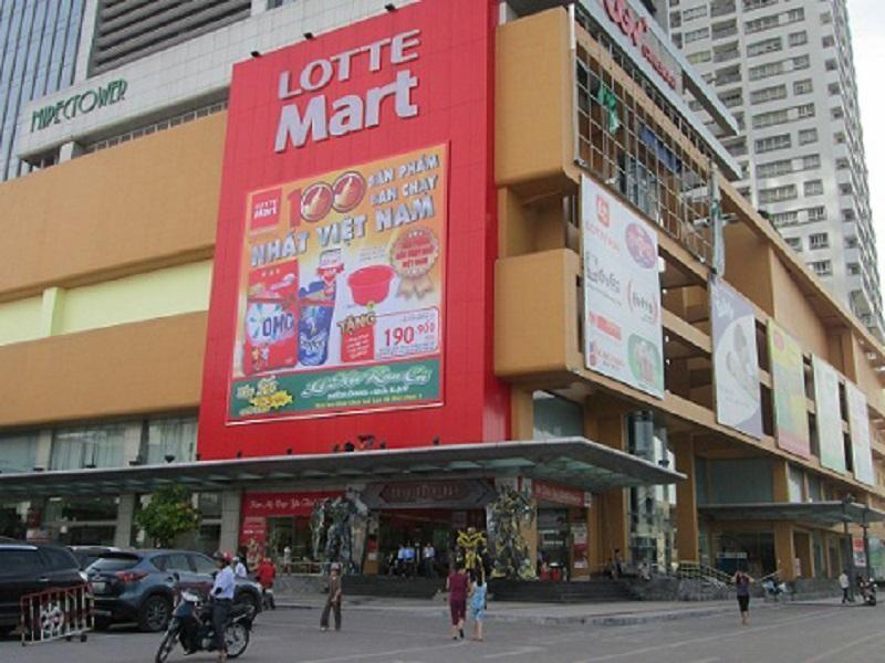 Lotte Mart Đống Đa sẽ đóng cửa bắt đầu từ ngày 1/7/2021