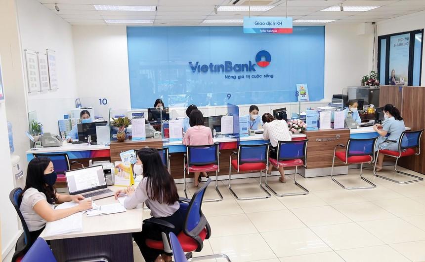 """VietinBank dã chuyển trạng thái từ """"phòng ngự"""" sang """"tấn công"""" trước đại dịch Covid-19"""