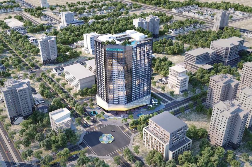 Dự án trọng điểm Concordia Tower Phú Yên của FIR khó có thể ra hàng trong năm nay