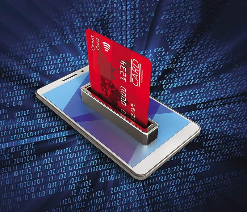 Công tác bảo mật thẻ ngân hàng cần sự phối hợp chặt chẽ của tất cả các bên liên quan. Ảnh: shutterstock