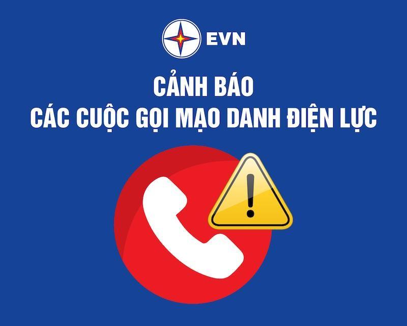 Giả danh công ty điện lực gọi điện đòi chuyển tiền