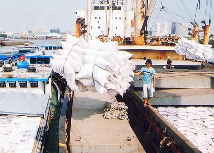 Giá gạo xuất khẩu 5 tháng đạt bình quân 543 USD/tấn, tăng 11,9% so vứi cùng kỳ năm 2020