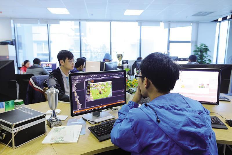 Việt Nam có tiềm năng lớn và đã có nhiều đột phá trên thị trường game thế giới.