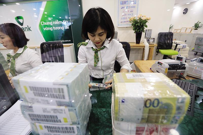 Ngân hàng sớm cạn room tín dụng