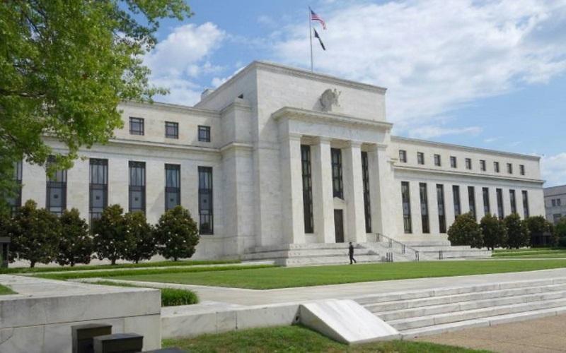 Trụ sở của Fed tại Washington, DC. Ảnh: AFP