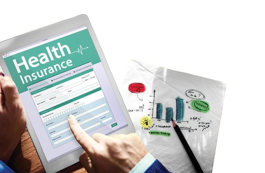 Cơ hội tăng trưởng cao đối với sản phẩm bảo hiểm sức khỏe vẫn rộng mở. Ảnh: Shutterstock