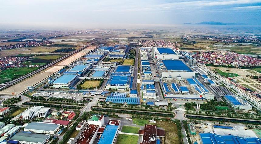 Nguồn cung bất động sản công nghiệp tại Việt Nam trong ngắn và trung hạn được đánh giá là dồi dào