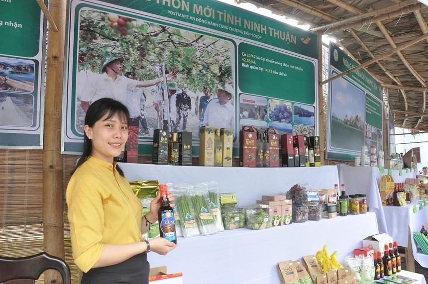 Tỉnh Ninh Thuận có nhiều tiềm năng phát triển nông nghiệp công nghệ cao.