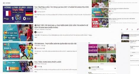 Quy mô vi phạm bản quyền báo chí tại Việt Nam trên nền tảng Facebook và Google đang ở mức báo động.