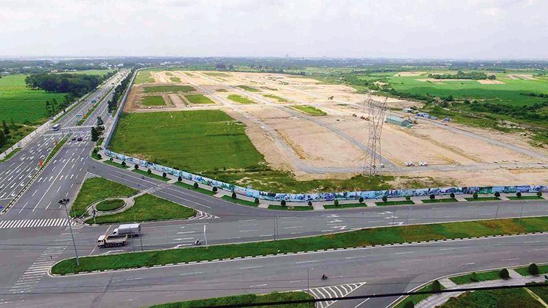 Dự án Khu đô thị thương mại dịch vụ Tân Phú khiến nhiều lãnh đạo tỉnh Bình Dương bị Ủy ban Kiểm tra Trung ương đề nghị xử lý kỷ luật.