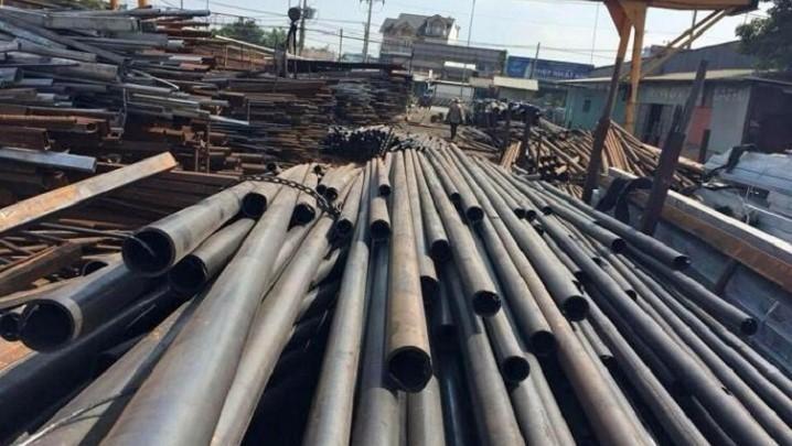 Giá tăng 57,5% so với cùng kỳ, khiến nhập khẩu phế liệu sắt thép hơn 5 tháng đầu năm 2021 vọt lên 1,27 tỷ USD.