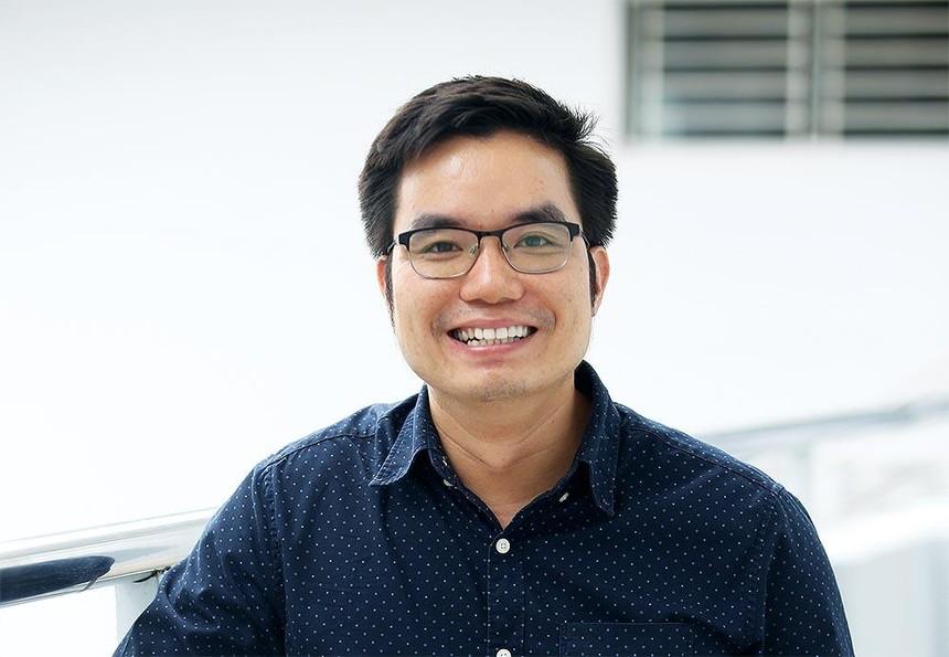 Tạ Xuân Hiển, sáng lập, kiêm Giám đốc điều hành Joolux.com.