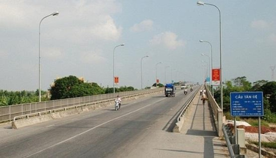Cầu Tân Đệ - Thái Bình