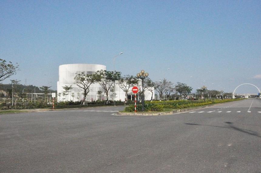 Khu công nghệ cao TP.Đà Nẵng thu hút được nhiều dự án FDI.