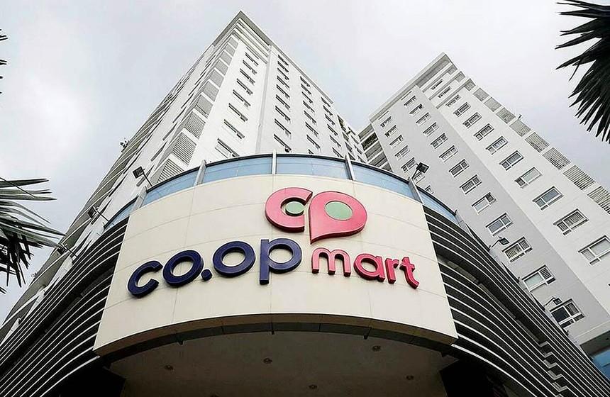 Hệ thống siêu thị Co.opmart thuộc quản lý của Saigon Co.op.