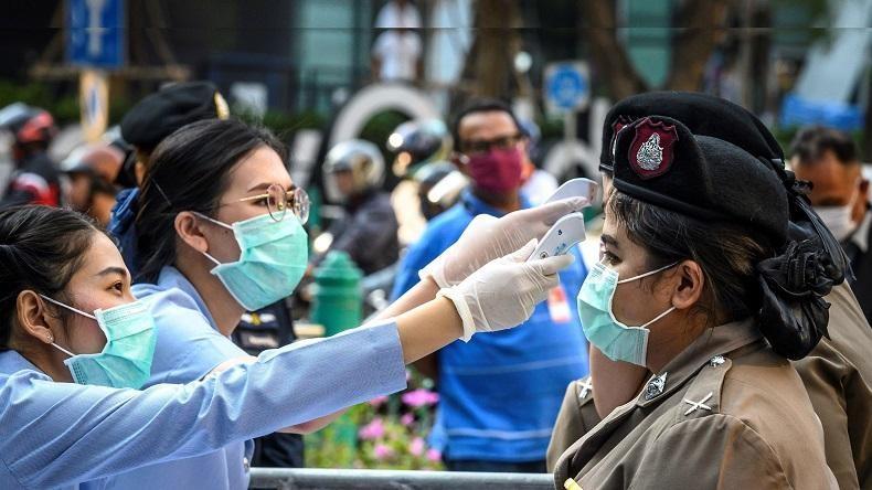 Đông Nam Á đang vật lộn với đại dịch do biến thể Delta. Ảnh: AFP