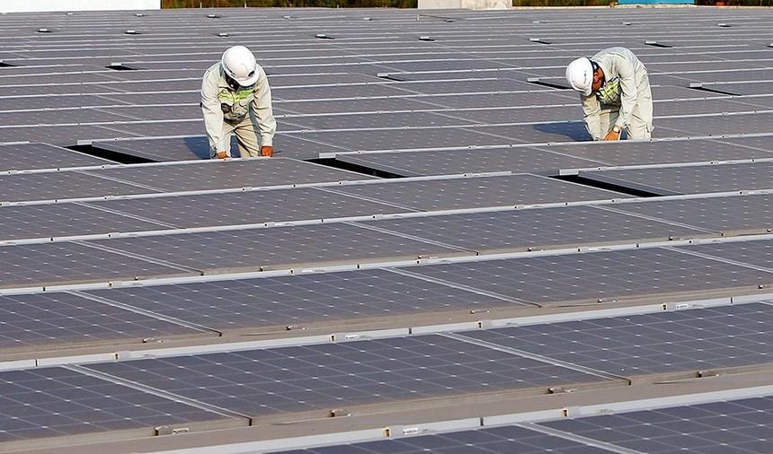 Các dự án năng lượng tái tạo đang mong chờ chính sách mới để phát triển.