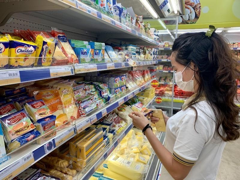 Các chuyên gia nhận định nguy cơ lây nhiễm virus qua thực phẩm rất thấp.