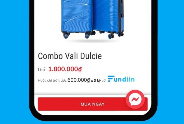 Startup dịch vụ mua ngay, trả sau huy động được 1,8 triệu USD