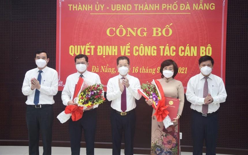 Ông Trần Phước Sơn, và bà Ngô Thị Kim Yến được Thủ tướng Chính phủ phê chuẩn kết quả bầu bổ sung làm Phó Chủ tịch UBND thành phố Đà Nẵng.