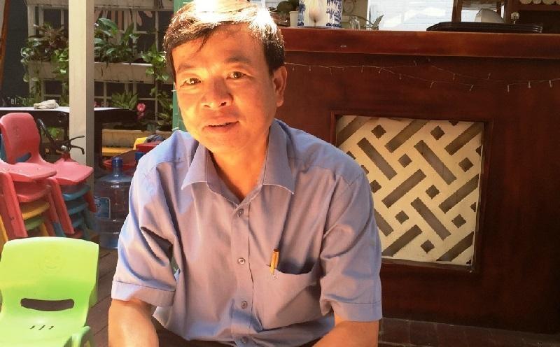 Ông Nguyễn Thế Hùng, Phó chủ tịch UBND Thành phố Hội An, tỉnh Quảng Nam. Ảnh: thegioihoinhap.vn