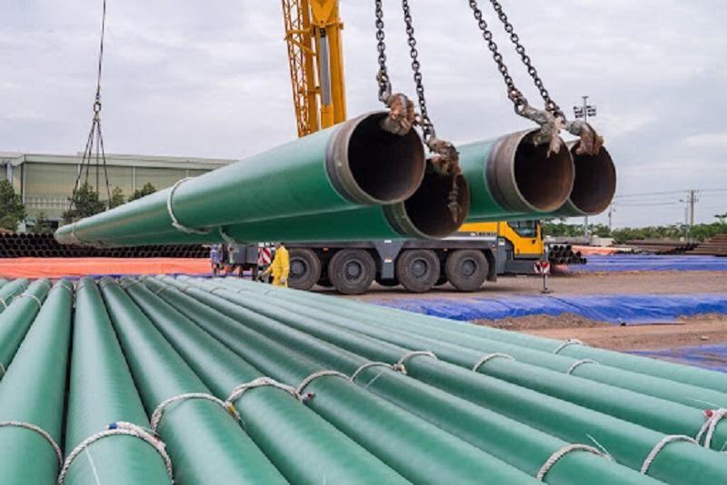 PV Coating gần như độc quyền trong lĩnh vực bọc ống tại Việt Nam.